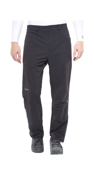Marmot Scree Pantaloni lunghi Short nero